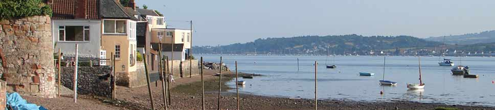 Lympstone estuary