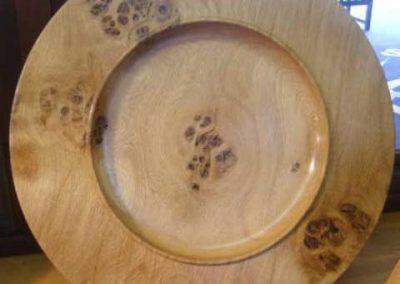 Pippy Oak platter