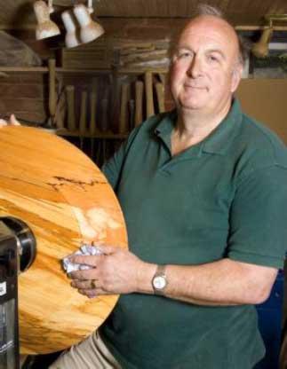 Rob Longhurst - Woodturner
