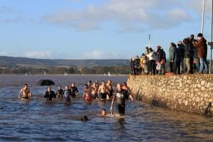 The New Years Day Swim 2013