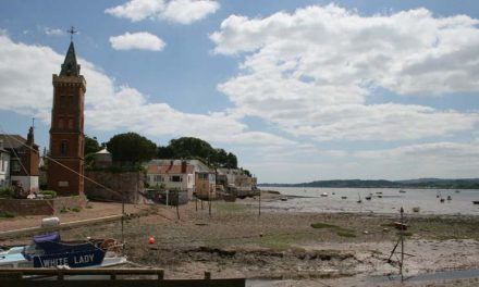 Visitors DO NOT COME to Lympstone!