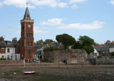 St Peters Tower Lympstone