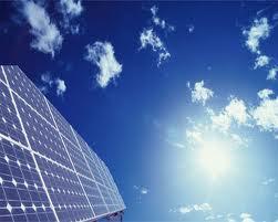 Solar power success