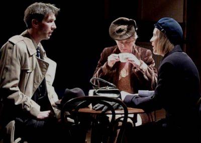 Tim Jupp, Grace Packman & Lucy McCance