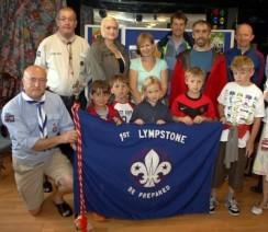Sea Scouts to restart in Lympstone
