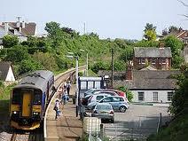 Lympstone Station Community Gardens
