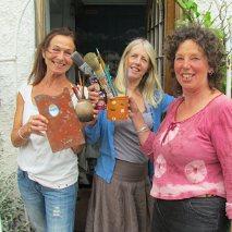 Artists in Lympstone to take part in Devon Open Studios 2012