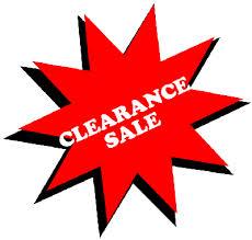 Loft Clearance Sale