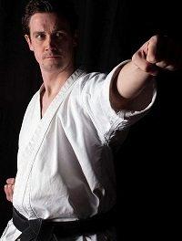 Karate classes in Lympstone