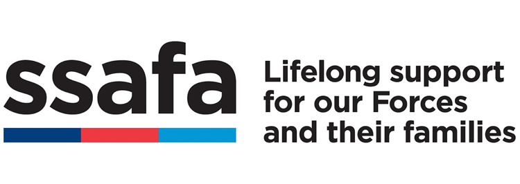 Cllr Kathy Rogers supports SSAFA, the Armed Forces Charity