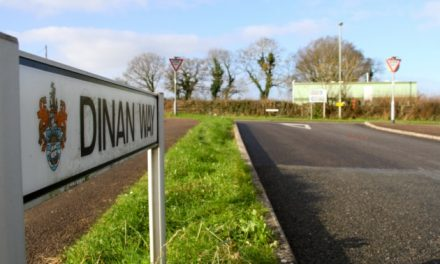 Update on Dinan Way Link