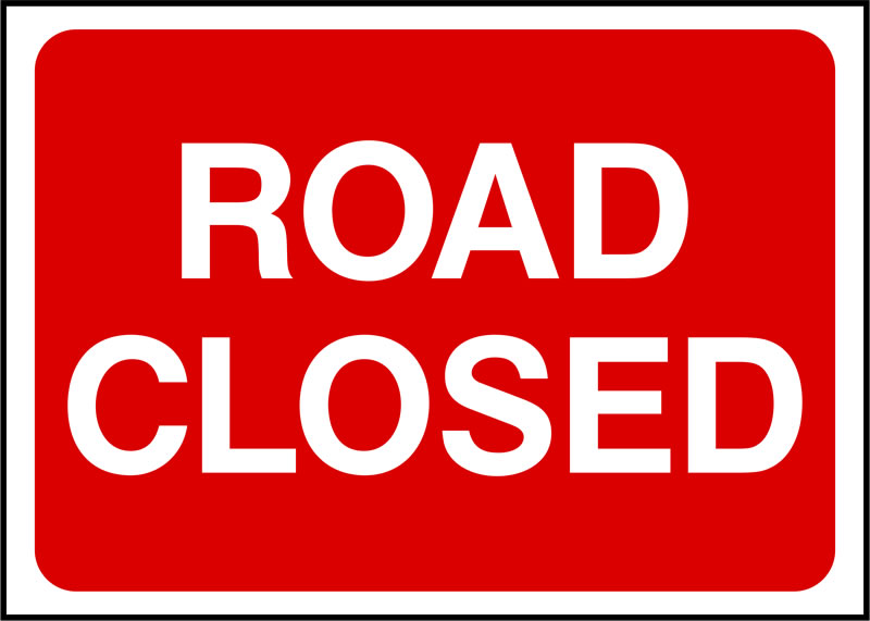 Road Closure – Strand, Lympstone 3rd August 2019