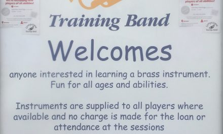 Interested in joining the Lympstone Training Band?