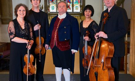 Drumbeat June 2017, a celebration of the success of Beethoven's Quartet Journey