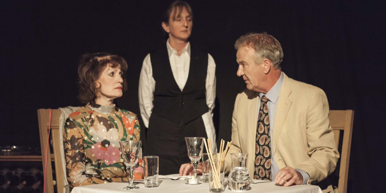 Lympstone Players' Ayckbourn Evening a great success