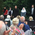 Shakespeare in the Garden, more than a Measured success.