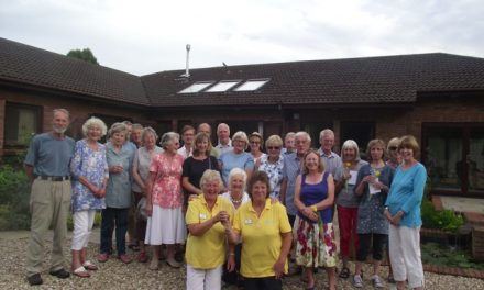 Lympstone Open Gardens raise £15,000 for charity