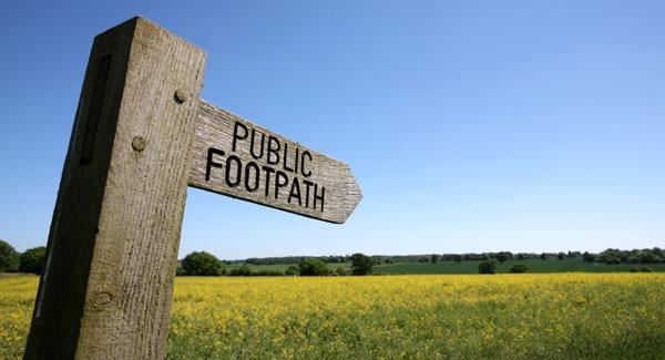 Footpaths, Bridleways, & Byways; Public Meeting