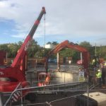 Underhill Car Park, SWW Works Update 3