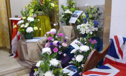 Lympstone Flower Festival