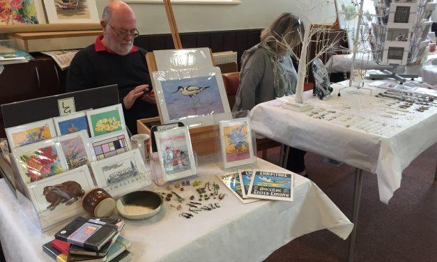 Fair showcases multi-talented craftspeople of Lympstone