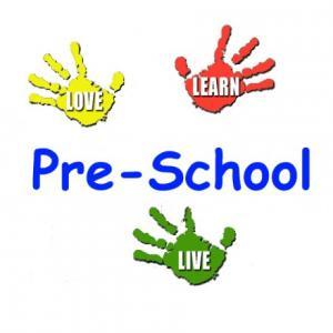 Lympstone Preschool Open Session.