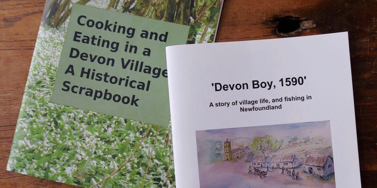 Lympstone History Society Booklets in print.