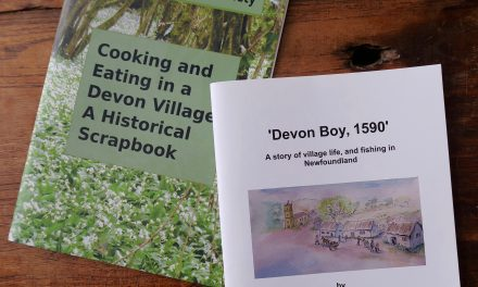 Lympstone History Society Booklets in print.