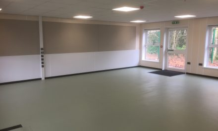 Our new Pre-school, on track for opening very soon!