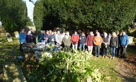Friends of Gulliford Cemetery …