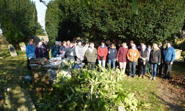 Friends of Gulliford Cemetery …