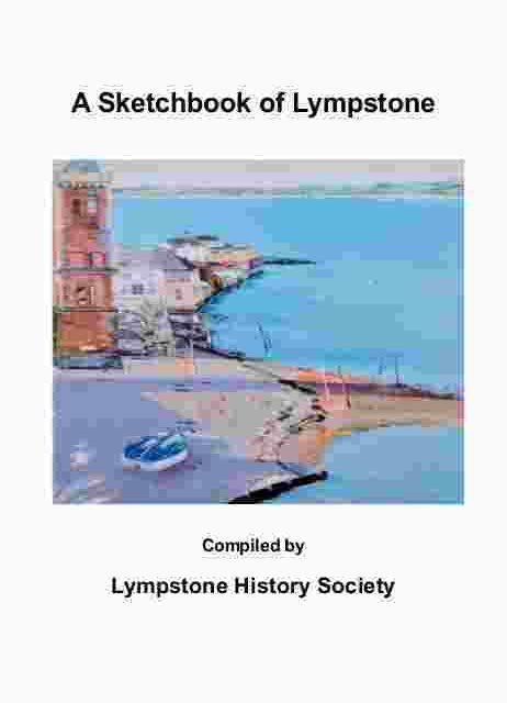 A Sketchbook of Lympstone, by local artists.