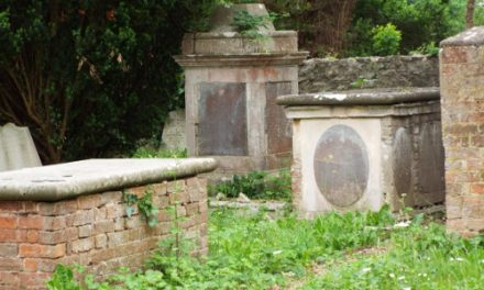 Gulliford Cemetery – closed