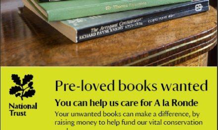 A la Ronde need books