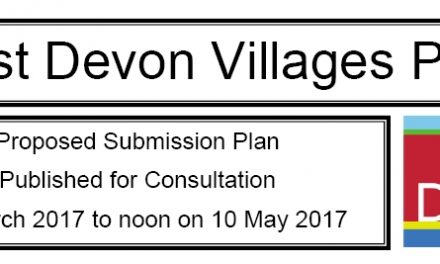 East Devon Villages Plan was adopted on 26th July 2018