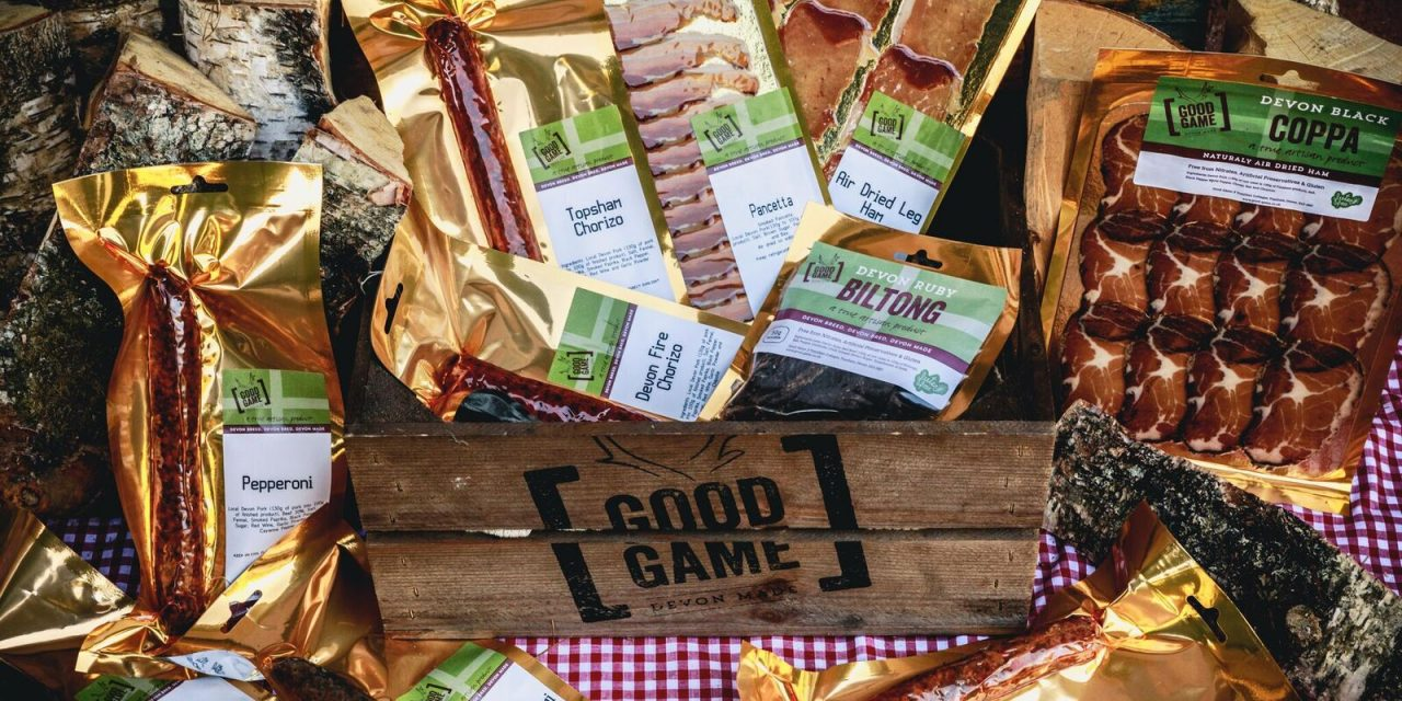 Good Game comes to Lympstone Village