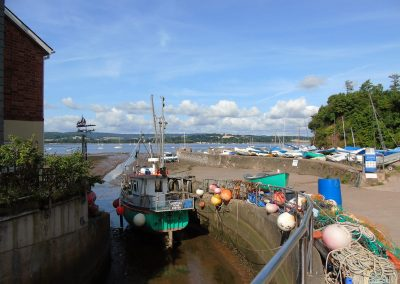 Lympstone Harbour