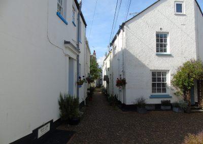 Quay Lane, Lympstone