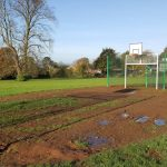 MUGA resurfaced