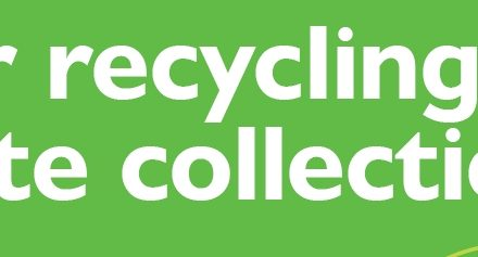 Seasonal Changes to Recycling