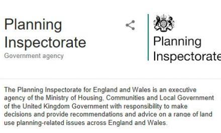 Planning Inspectorate Response …