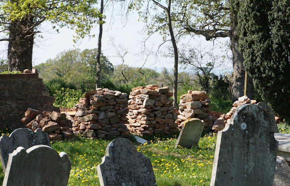 Gulliford Burial Ground is now open