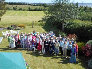 WI Centenary Garden Party