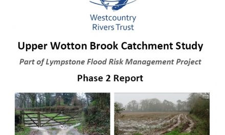 Wotton Brook Catchment Study