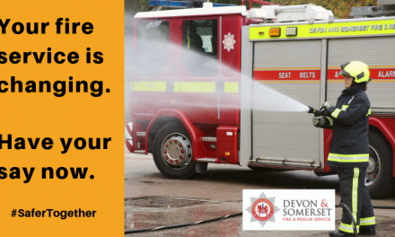 Fire Service Changes – Have your say