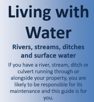 Living with Water – Riparian Ownership