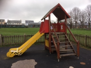 Slide in Candys Field – Closed 23/03/2020