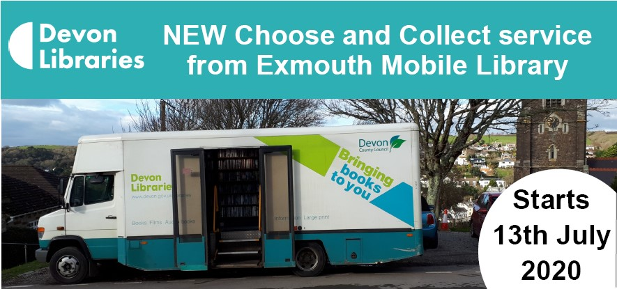 Exmouth Mobile Library to Reopen
