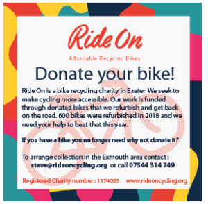 Have you got an old bike you could donate?