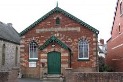 Worship at the Methodist Church
